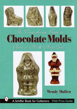 Image loading - Chocolate Molds - the book